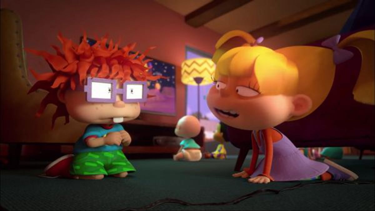 Check out the first Rugrats reboot series trailer featuring the original cast - Gamesradar