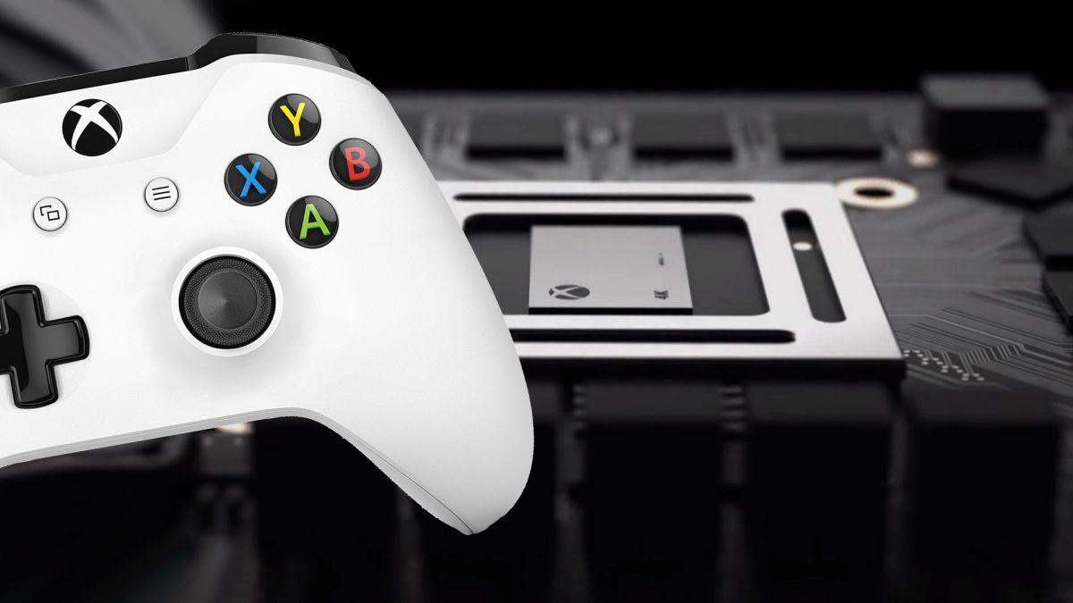 Xbox 2020 Xbox Scarlett C...