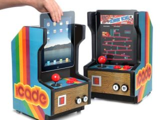 Will an intrepid gamer's mock-up of an 'iCade' style arcade cabinet for iPad persuade Apple to follow suit?