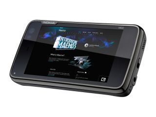 Nokia N900 gets a firmware update