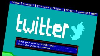 One More Thing: Twitter goes 8-bit