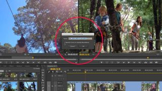 Adobe's video editing package