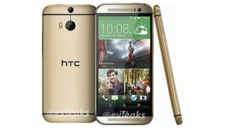 The All New HTC One reveals all in image leak