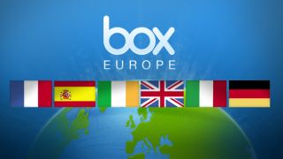 US cloud storage player Box comes to the UK