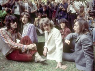 The Rolling Stones at Hyde Park June 1969