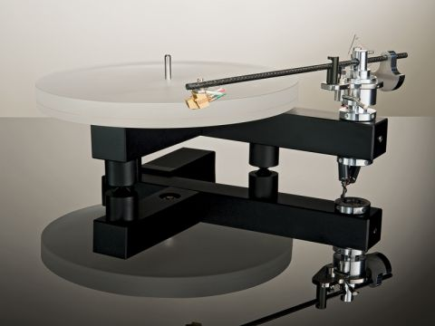 Consonance LP6.1 turntable and T988 tonearm