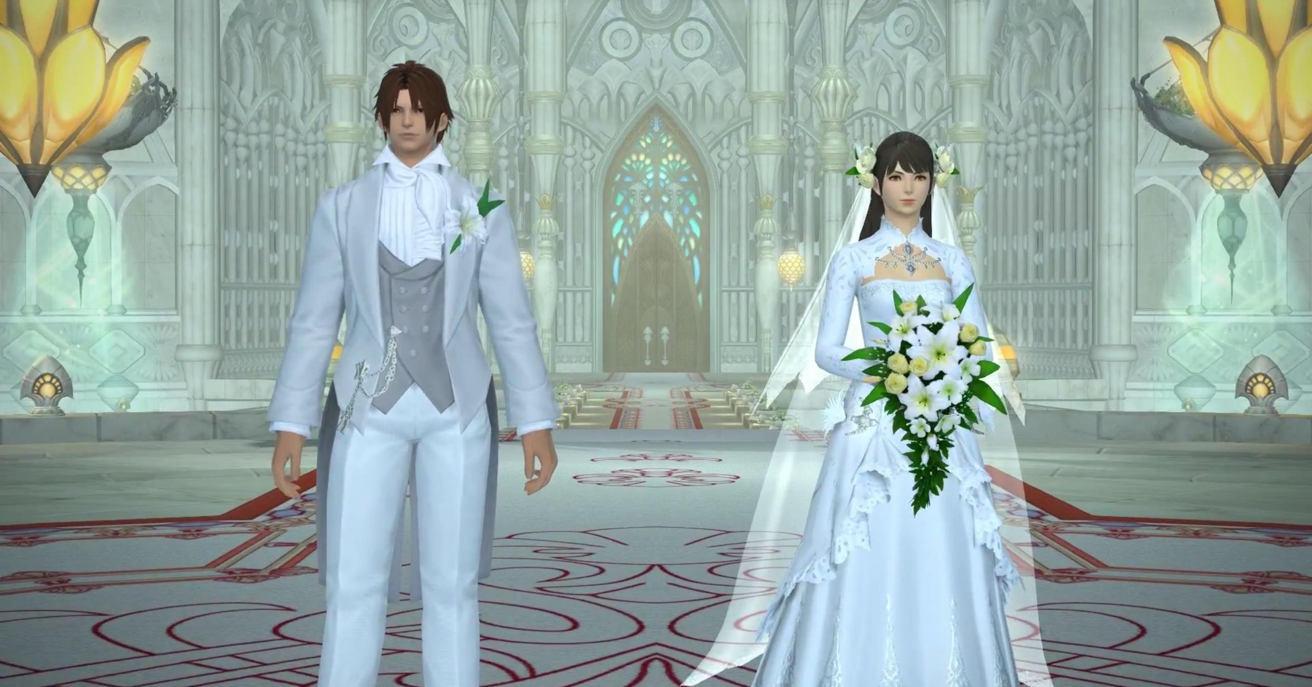 Final Fantasy Wedding Dress - The Best Wedding Dress 2017