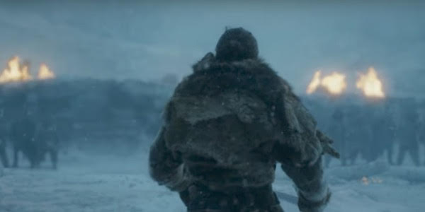 Fire Game Of Thrones HBO