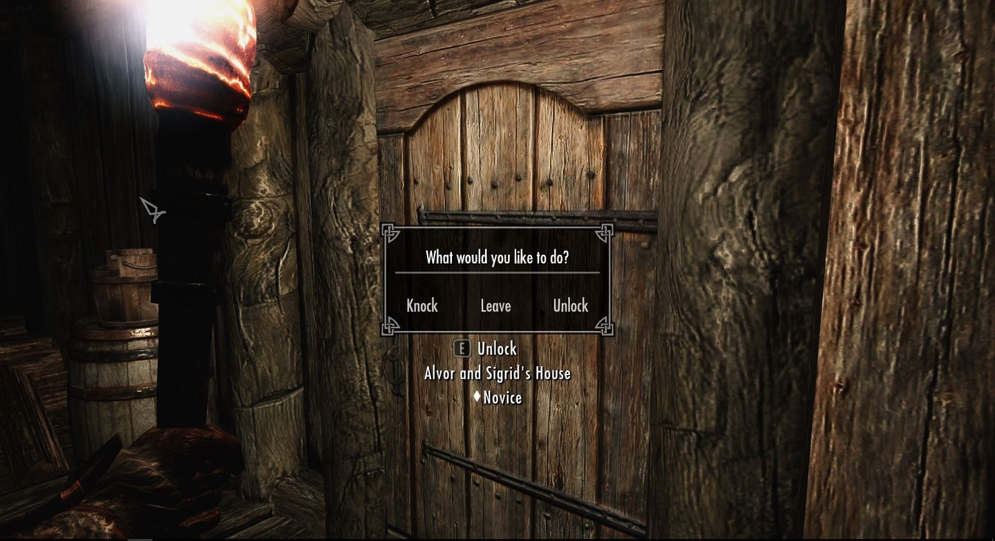 Skyrim: Special Edition mods - Simply Knock