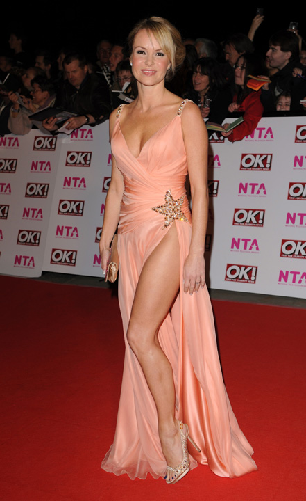 amanda holden how old