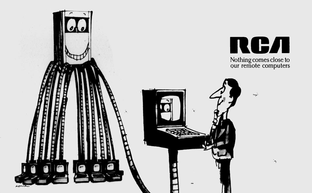 Bored? Here are some 50-year-old Computer World issues to browse