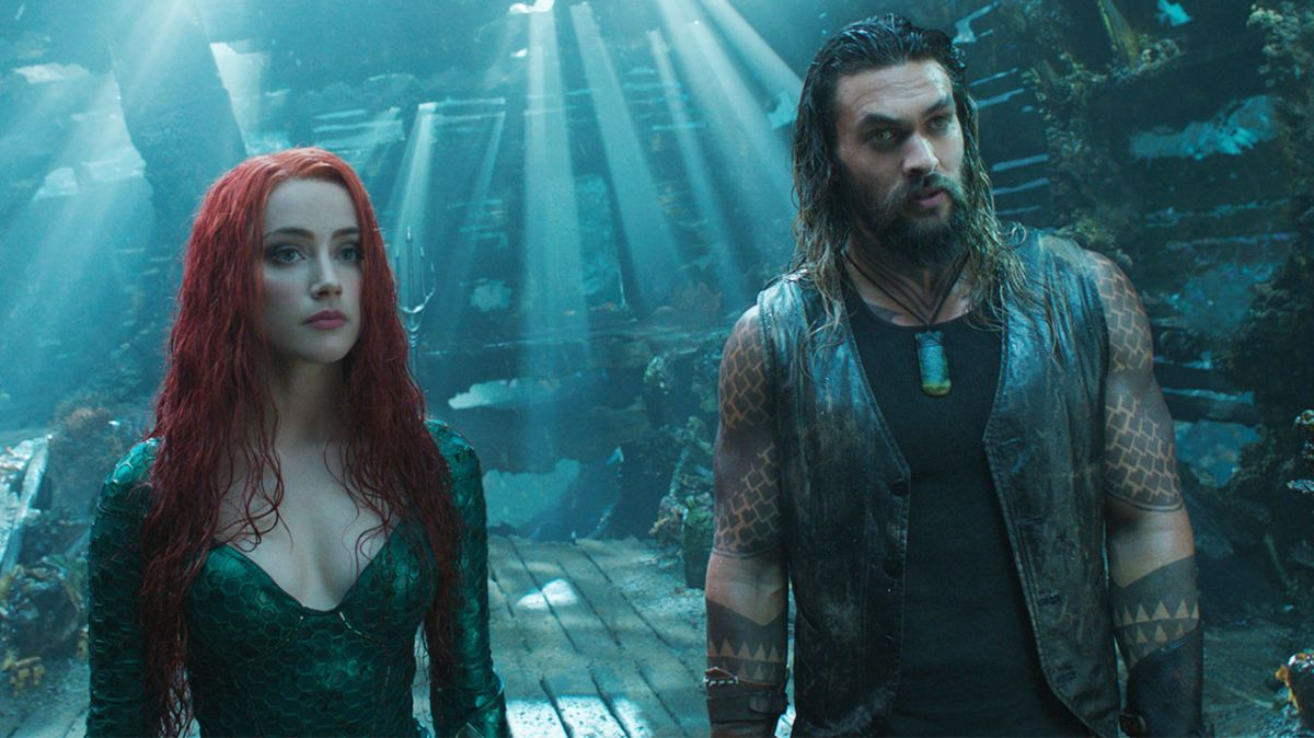 "Aquaman review: ""A step in the right direction for the DCEU"""