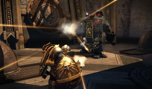 Warhammer 40,000: Space Marine Dreadnought DLC Adds New Multiplayer Mode #20335