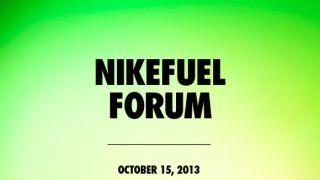 NikeFuel oct. 15 forum