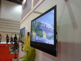 JVC s LED backlight TV launches in the winter