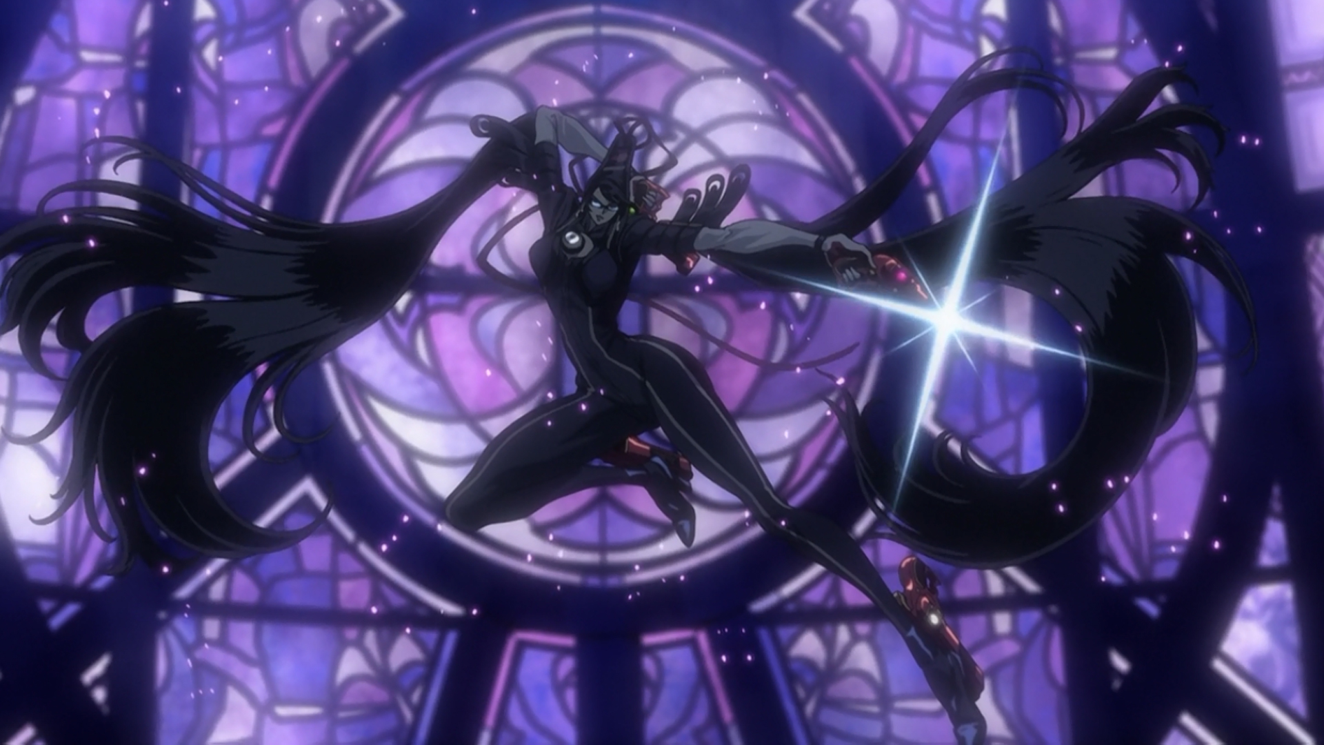 Bayonetta Bloody Fate Brings The Badass Witch To Life In Anime