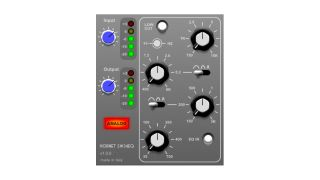 HoRNet s SW34EQ a little slice of a console in your DAW