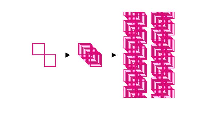 how to make an object repeat in illustrator