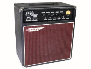 namm 2011 ashdown unveils 220 dual tube bass amps musicradar. Black Bedroom Furniture Sets. Home Design Ideas