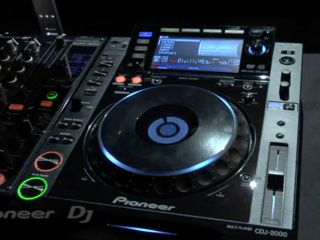 Pioneer CDJ-2000: soon to be a fixture in clubs everywhere?