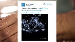 Will Sony be walking on water at IFA with splash resistant Xperia Z1 at IFA?