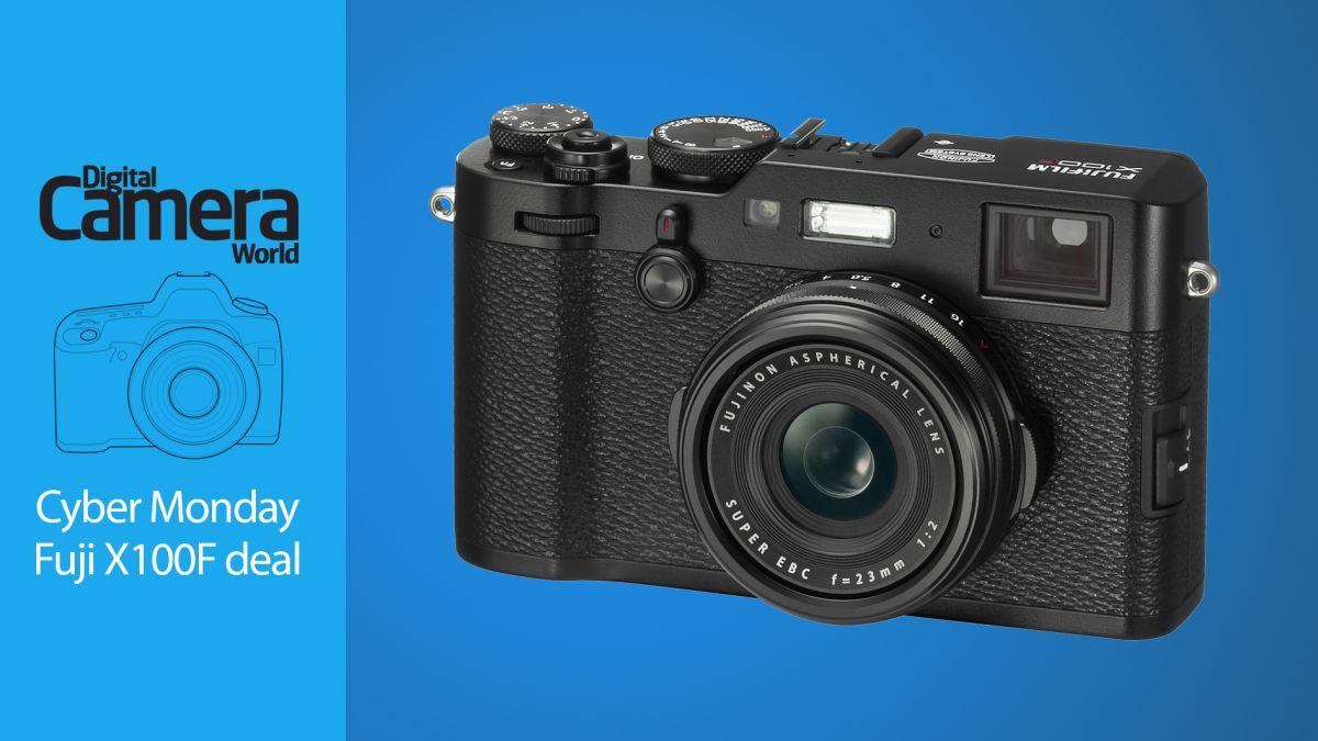 $400 discount on Fujifilm X100F! Cyber Monday madness!