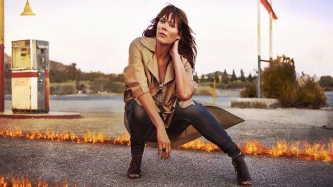 Beth Hart Fire On the Floor album cover
