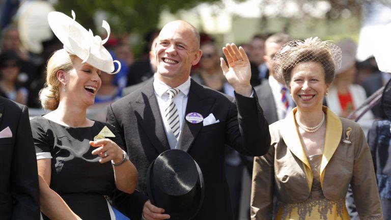 Princess Anne, Gatcombe Park, Zara Tindall Mike Tindall