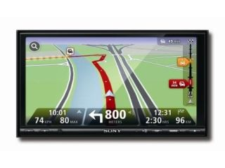 Sony teams up with TomTom