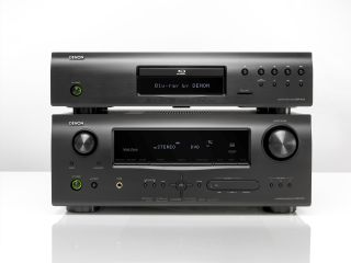 Denon's new Blu-ray player is Profile 2.0