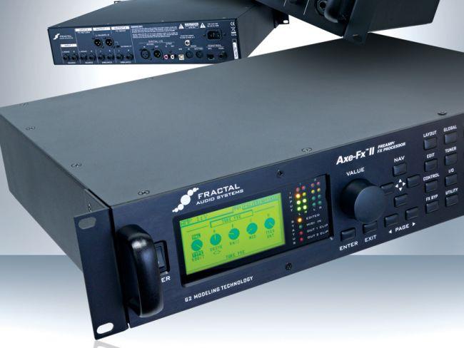 Fractal Audio Systems Axe-Fx II review | MusicRadar
