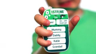 Mobile phone for 4 year olds is bully bait