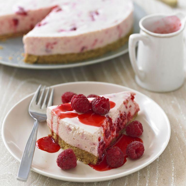 Raspberry Cheesecake recipe-Cheesecake recipes-recipe ideas-new recipes-woman and home