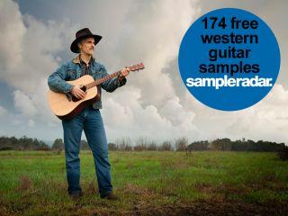 SampleRadar: 174 free western guitar samples | MusicRadar