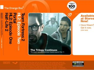 Half-Life 2: Orange Box - Valve made the definitive videogame of the last decade