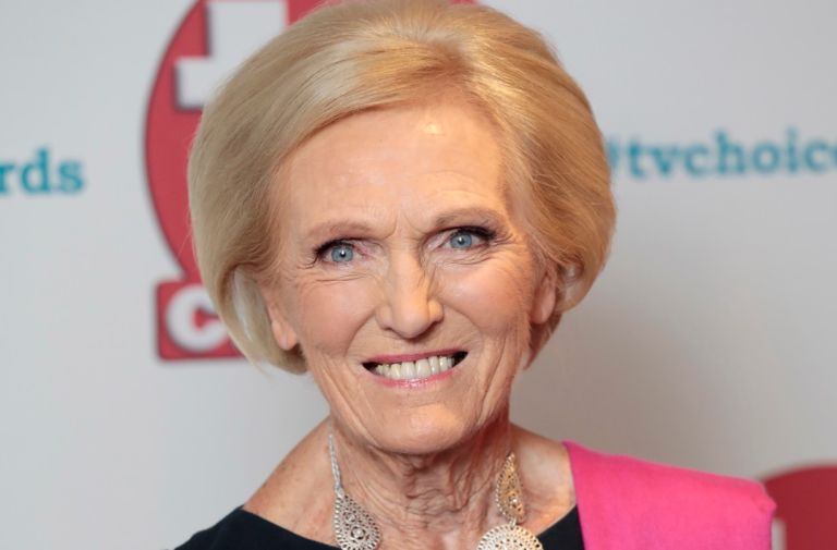 Mary Berry, cookery, BBC One