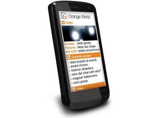 Orange nabs the HTC Touch HD