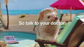 Hedgehogs and other cute animals are featured in new public health campaign videos about prediabetes.