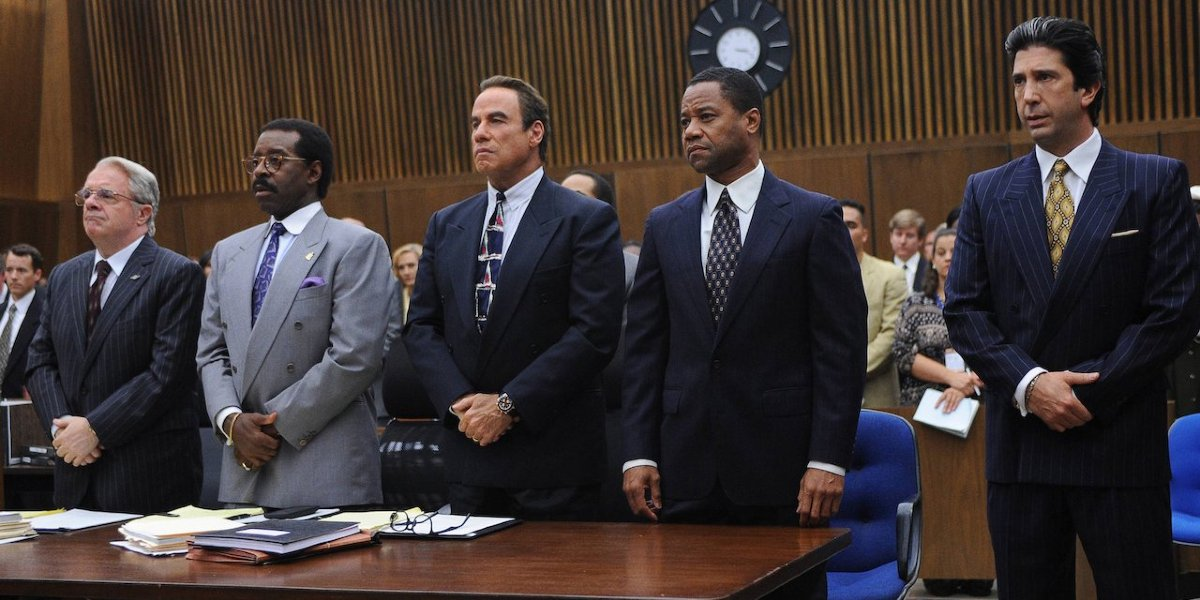 The People vs. O.J. Simpson cast
