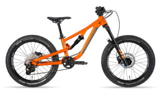 Norco Fluid FS is everything you'd expect on an adult bike, resized for kids