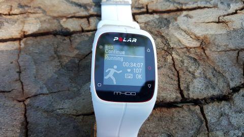 Polar M400 running watch