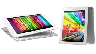Archos splurge sees arrival of four new tablets and a smartphone