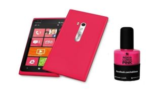 One More Thing: You can keep the Lumia nail varnish, thanks Nokia