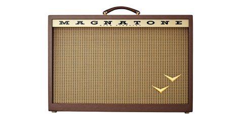 The Twilighter Stereo recalls Magnatone's classic 50s design