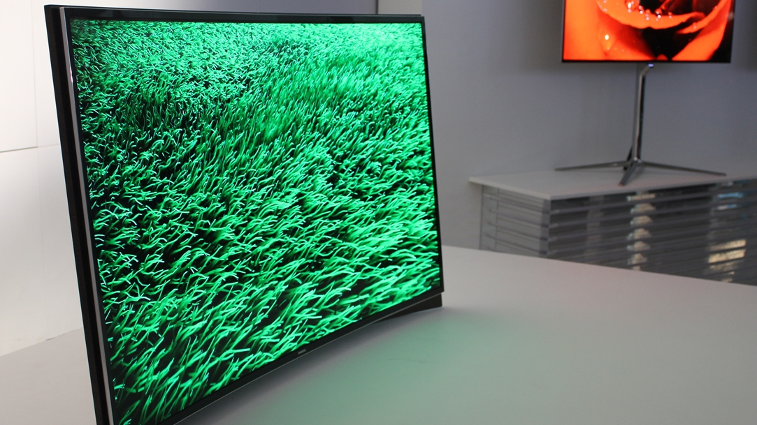 Why Curved Oled Tvs Are A Bad Idea Techradar
