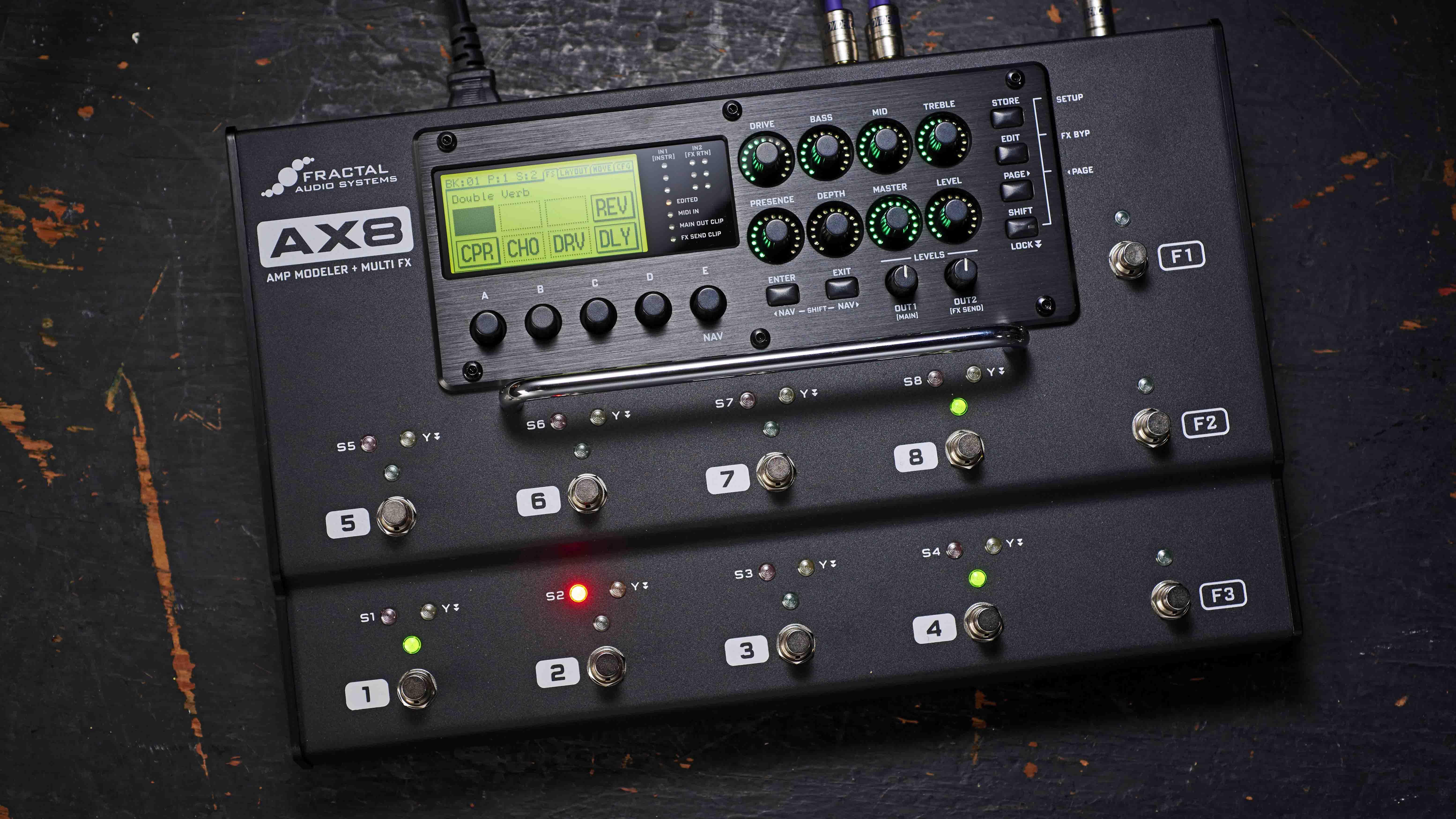 guitar rig 5 drum machine