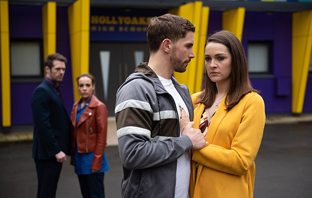 Sienna Blake and Brody
