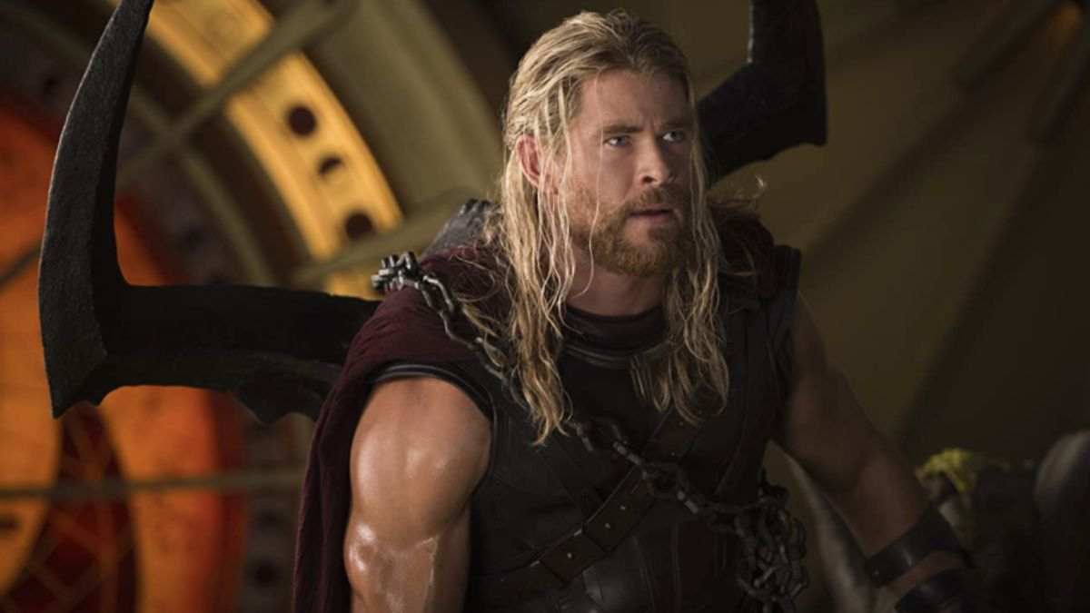 Thor: Love and Thunder: Chris Hemsworth stares into our souls in new behind-the-scenes pic