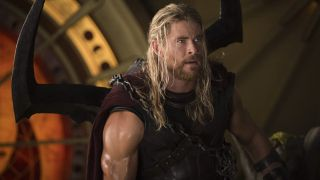 Chris Hemsworth in Thor: Ragnorak