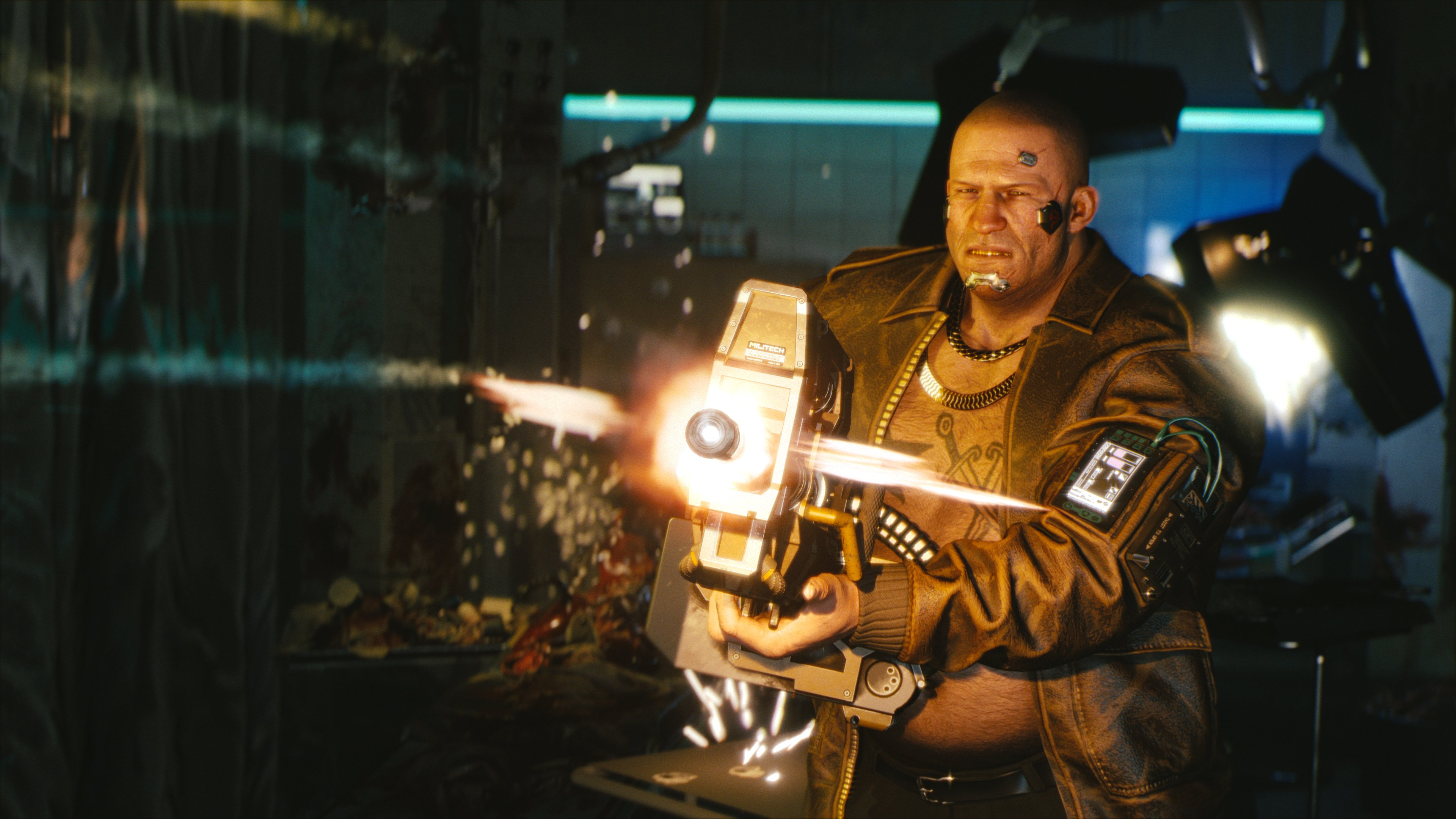 It's so nice that Cyberpunk 2077 just has one $60 digital edition